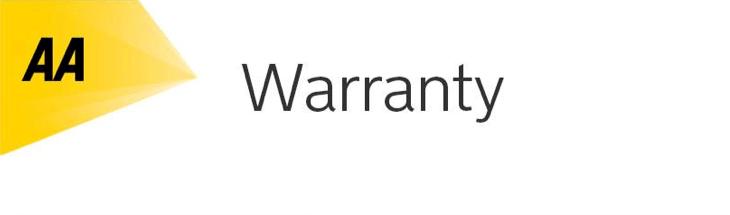 Warranty Header Image